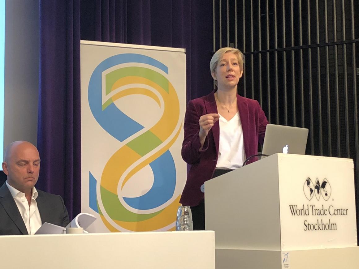 Industrins råd: Titta mer på internationella klimatsatsningar
