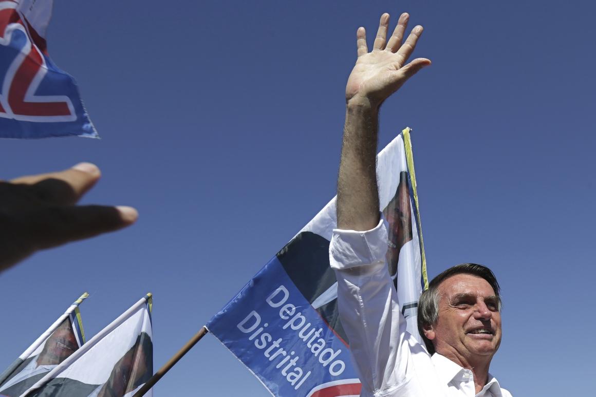 Platt skatt och privatiseringar med Bolsonaro vid makten