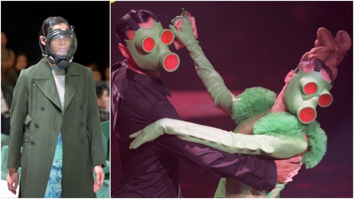 Årets julklapp utsedd: gasmasken