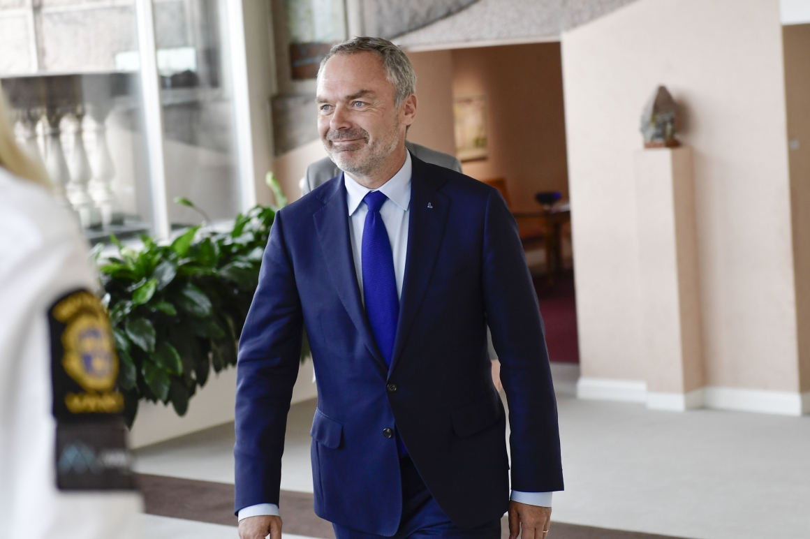 Björklund kan bli Sveriges Macron