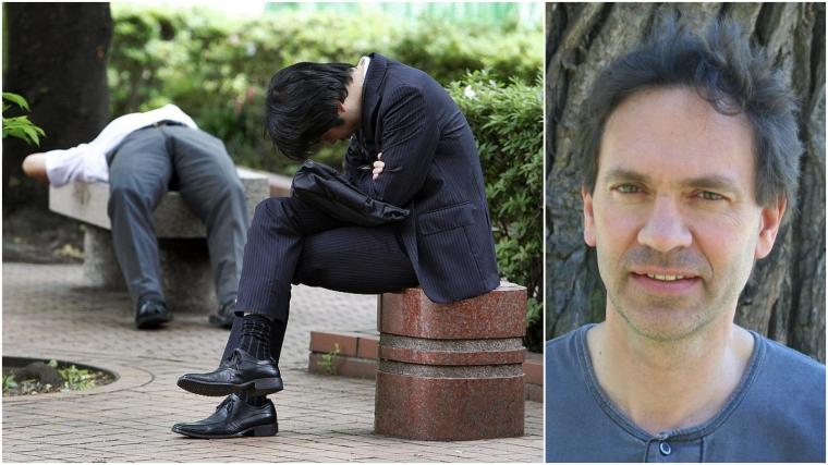 Sömnforskaren: Ta tupplurar som japanerna