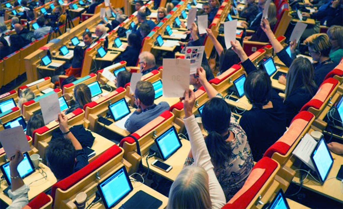 Klubbat: Lärarförbundet blir professionsförbund