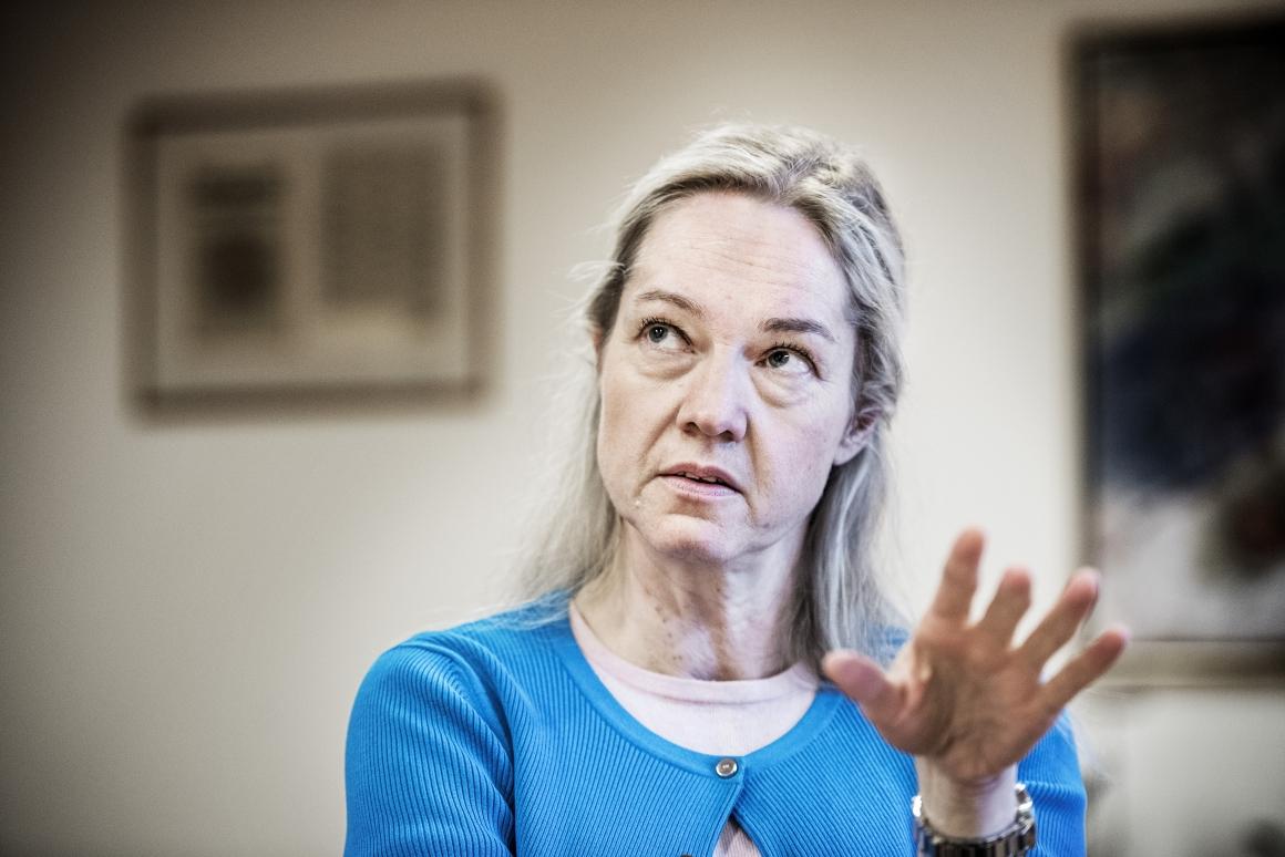 """Cecilia Skingsley: """"Vi har en bättre motståndskraft i dag"""""""