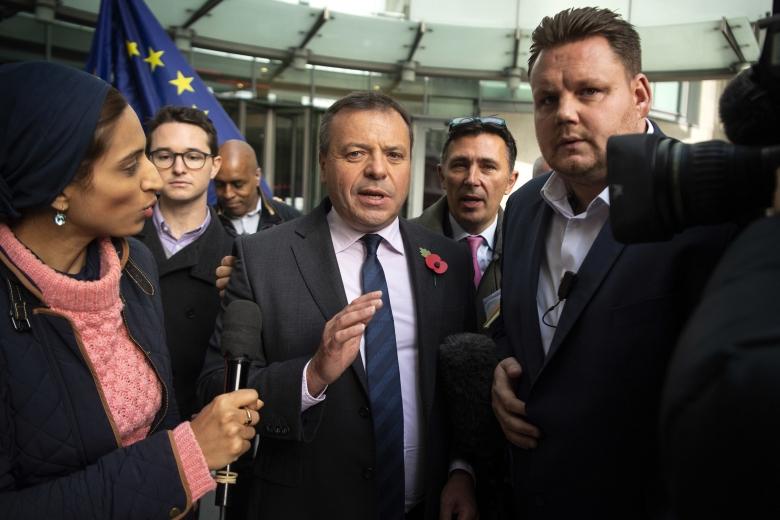 90 miljoner från skatteparadis till Brexitkampanj