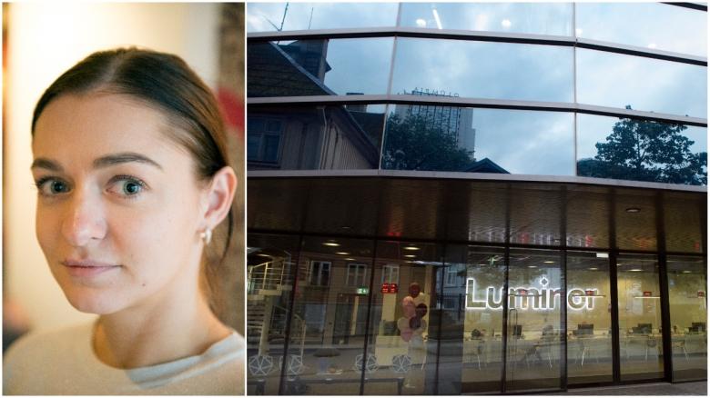 Facklig förlorar jobbet i Nordeas Estlandsbank