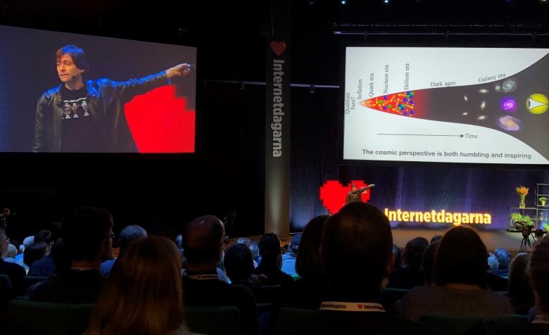 Max Tegmark: Det skulle bli Europas bästa investering