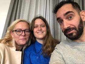 Podcast: Så hjälper facket papperslösa i Sverige