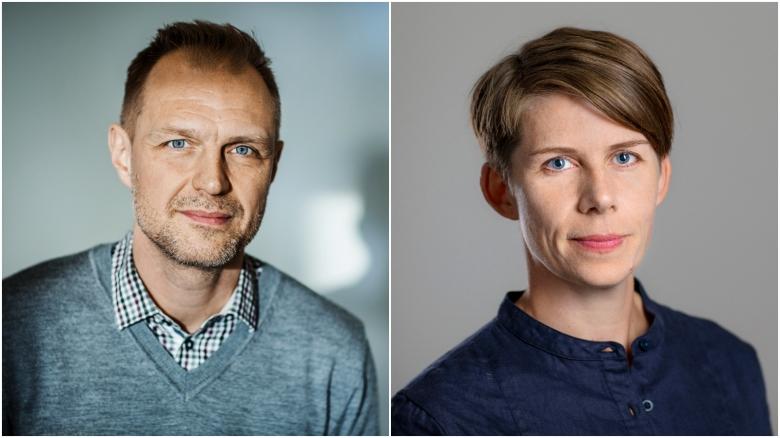 Jonas Nordling avgår som ordförande för Journalistförbundet