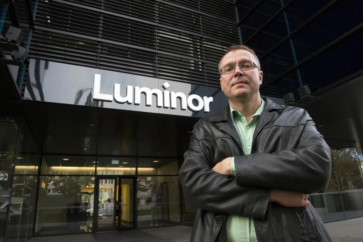 Estland besvikna på nordiska finansfacket