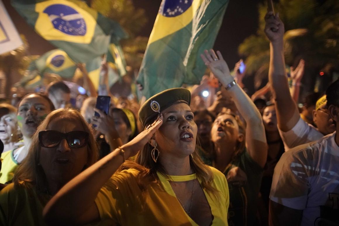 Efter Bolsonaros seger kan facken komma att förföljas