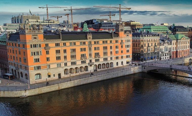 Nytt spa i centrala Stockholm