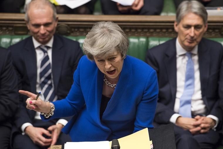 Storbritannien kommer inte undan ett utträdesavtal