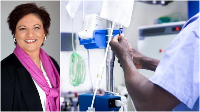 Vårdförbundets krav: 10 000 mer till var fjärde sjuksköterska