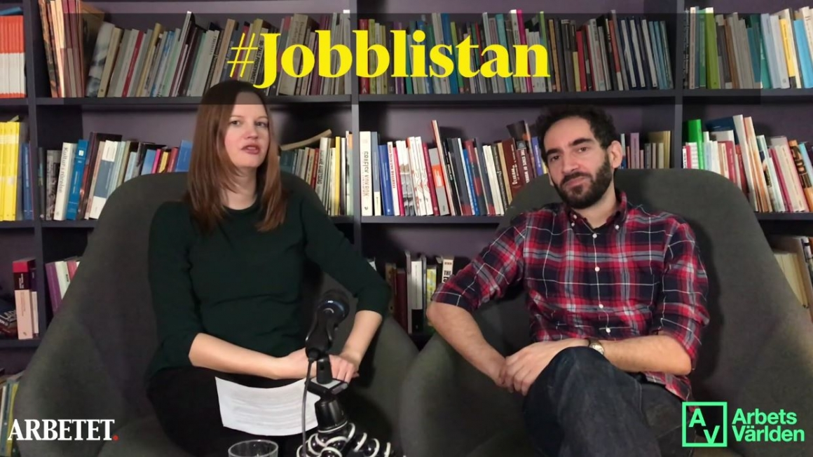Jobblistan #9: Game of thoughts