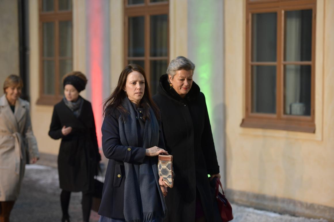 Ylva Johansson: Jag är garant mot moras