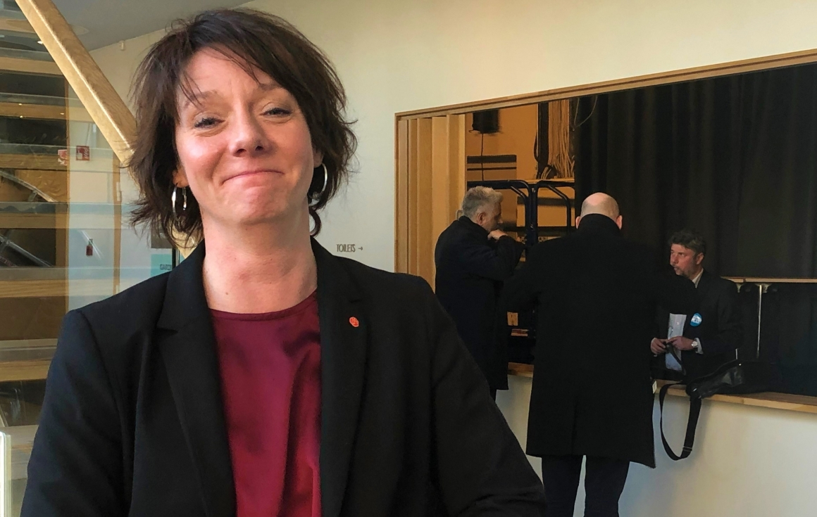 Matilda Ernkrans: Det är större att tänka fritt