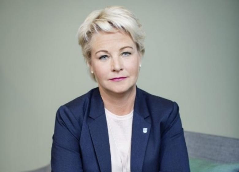 Hillevi Engström blir kanslichef på Finansförbundet