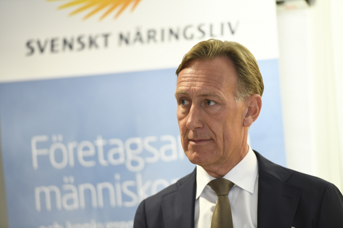 Svenskt näringsliv kräver löneökningar under 2 procent