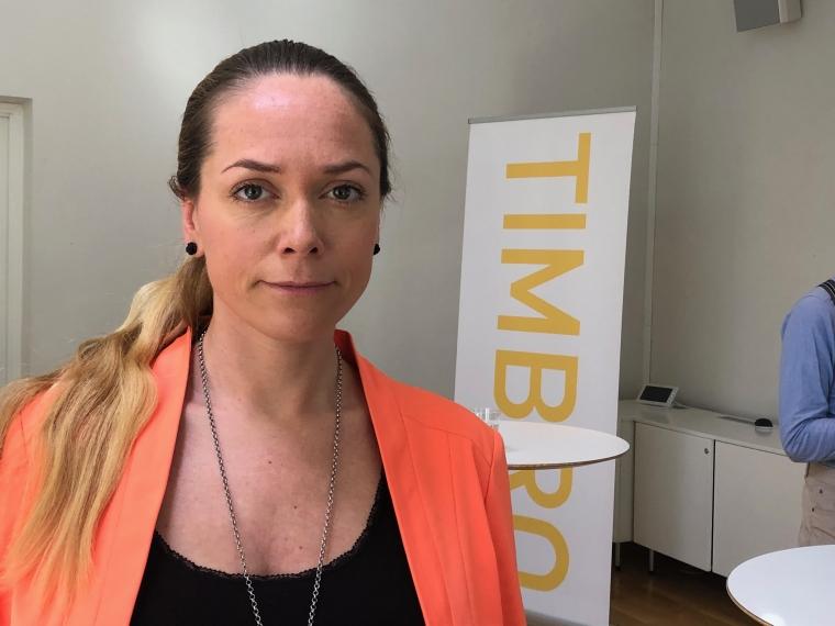 Johanna Jönsson: Talangvisum gör det lättare att söka jobb i Sverige