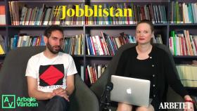 Jobblistan: Det amerikanska europavalet