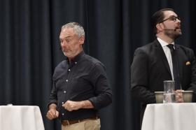 Sverigedemokraterna lanserar politisk maskot