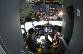 "SAS lanserar ""Cockpit flyer program"""