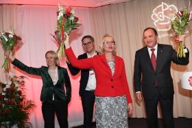 Socialdemokraterna har ingen anledning att vara nöjda