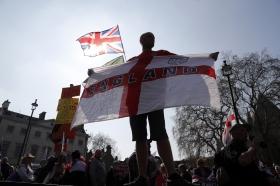 Brexit kan bli Englands farväl till Storbritannien