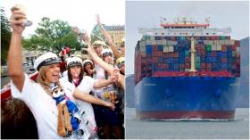 Container nya sättet att fira studentexamen