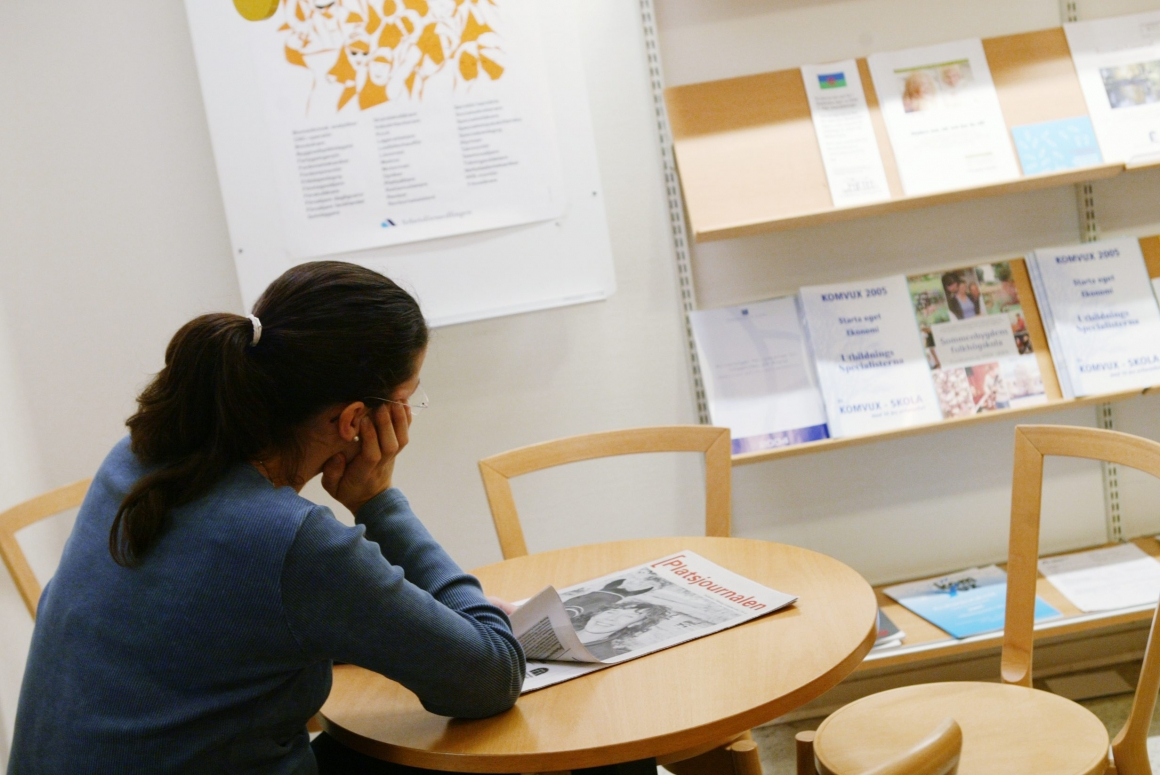 Tillfälliga uppehållstillstånd gav färre kvinnor i jobbinsatser