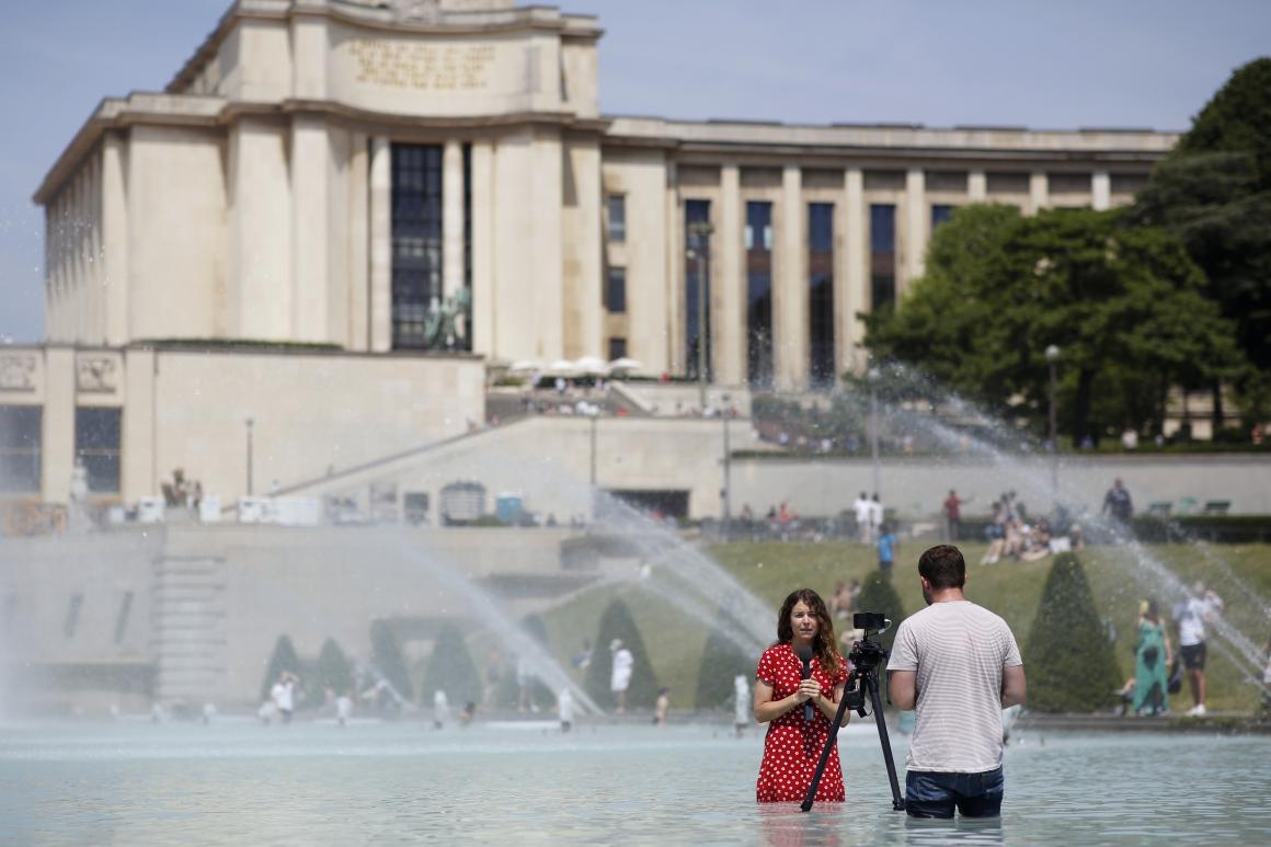 Varmare klimat väntas slå hårt mot jobben