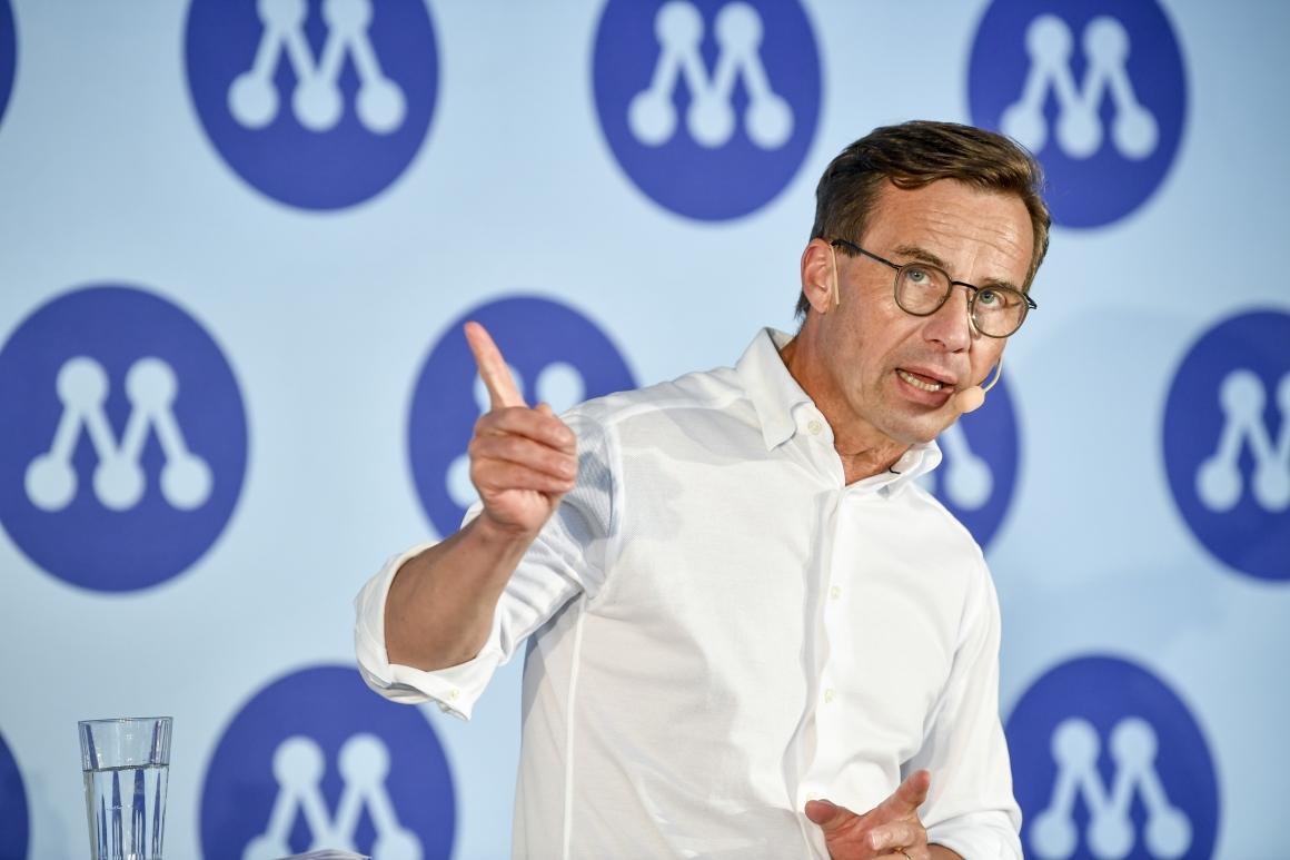 Politik utan proportioner i Almedalen