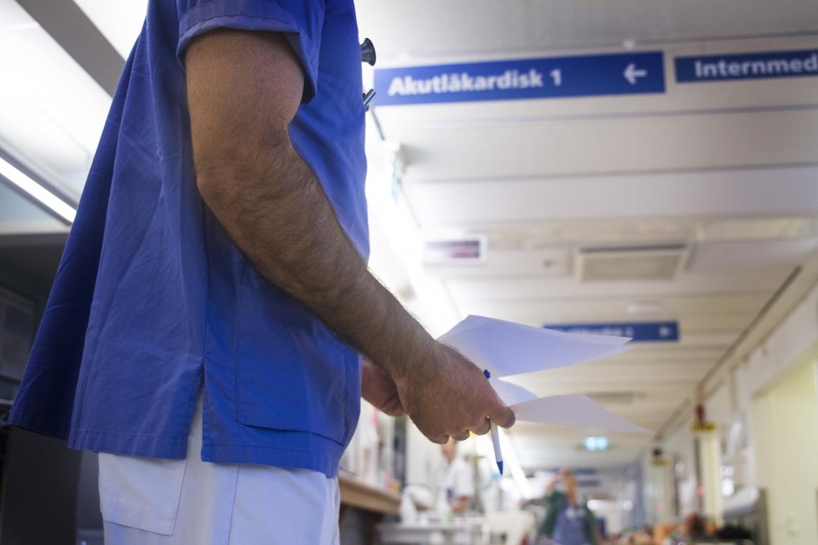 Utlämning av stockholmarnas patientdata oroar fack och läkare