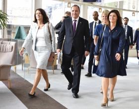 Många ser utmaningar för minister Eva Nordmark