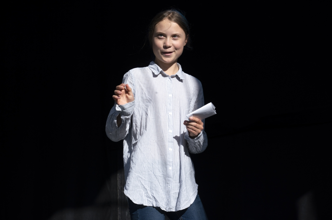 Like Greta Thunberg, more women should commit patriarchy's greatest sin