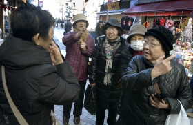 Japansk toppekonom: Staten måste kompensera för äldreboomen