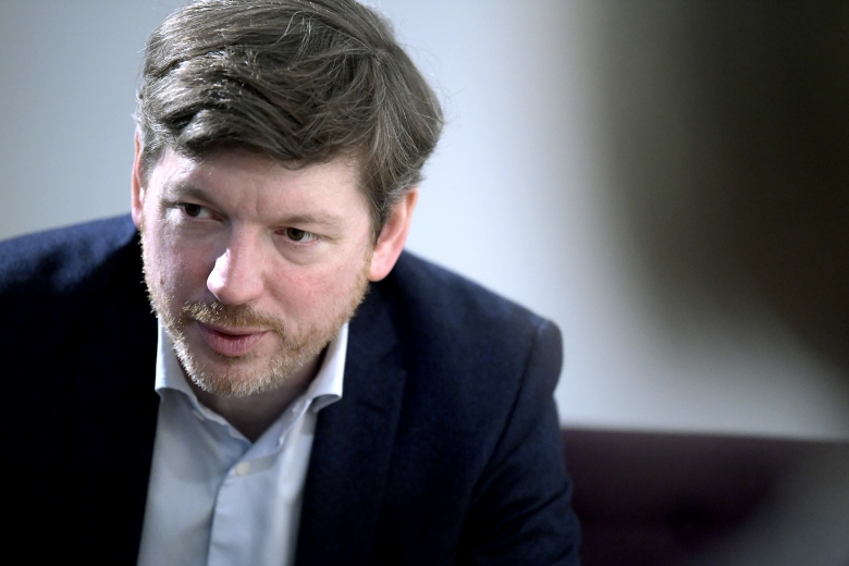 Martin Ådahl (C) vill tillbaka till lex Laval