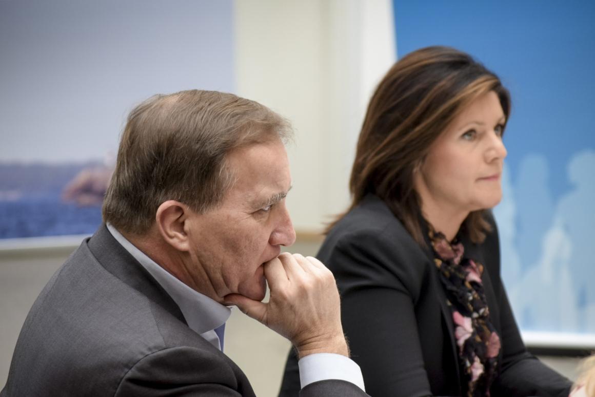 Riksdagspartierna ställer hårda krav om AF på Eva Nordmark