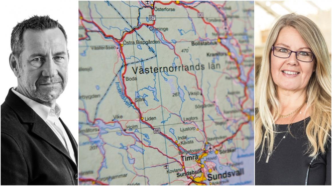 Ny rapport: Var tredje kommun riskerar lämnas efter
