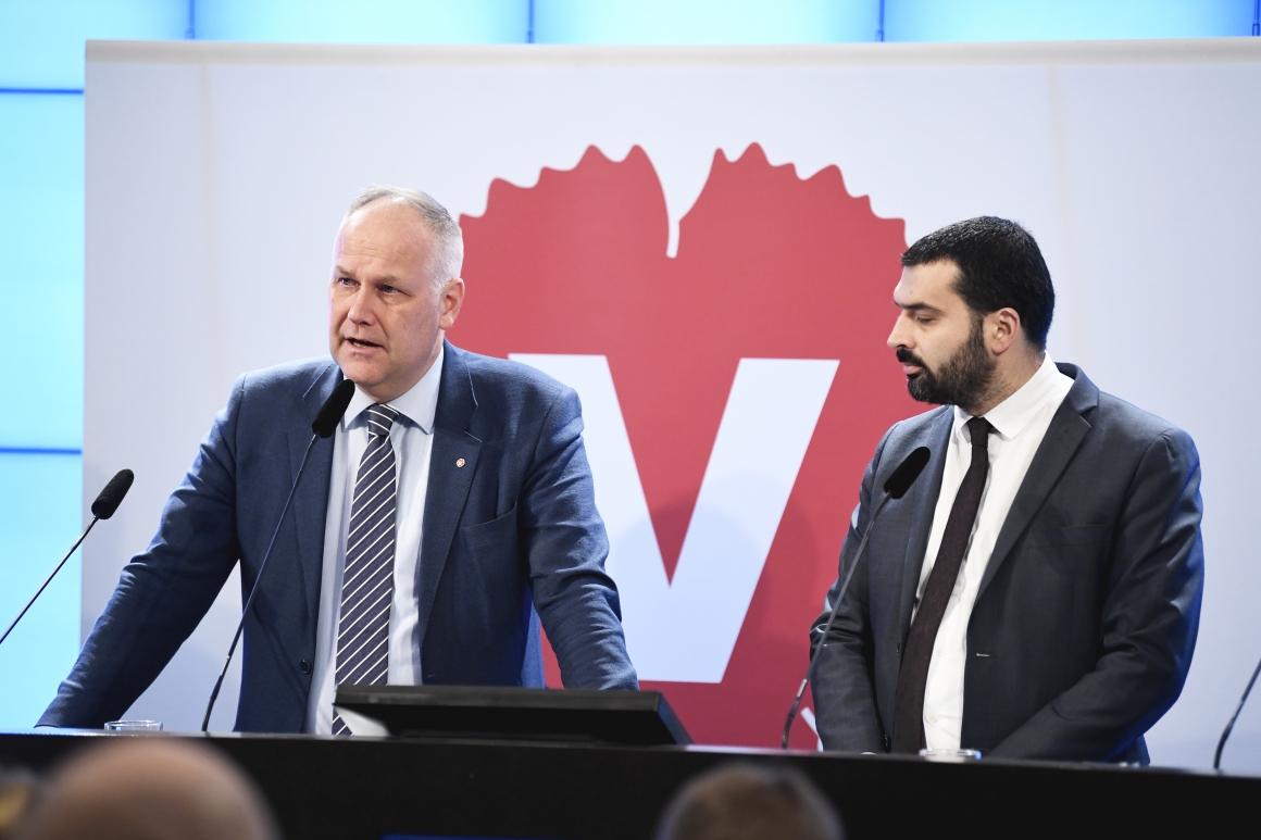 Vänsterpartiet hotar Eva Nordmark med misstroendevotum