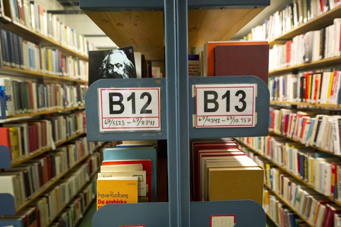 Arbetarrörelsens arkiv och bibliotek tvingas banta