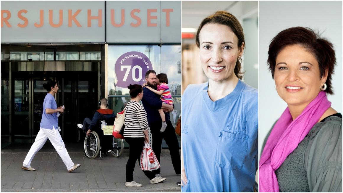 """Vårdförbundet kritiskt mot privata sjukvårdsförsäkringar: """"Som att tro på tomten"""""""