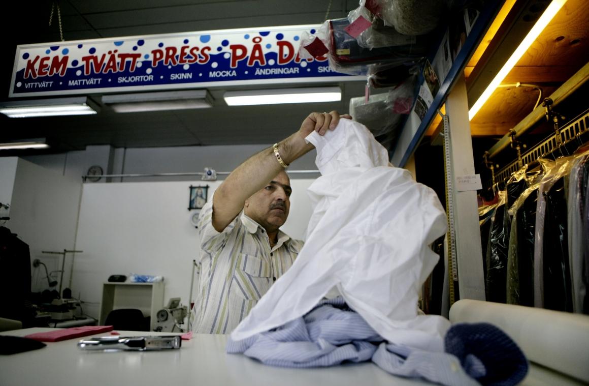 TCO om utökat RUT: Gynnar män som låter tvätta sina skjortor
