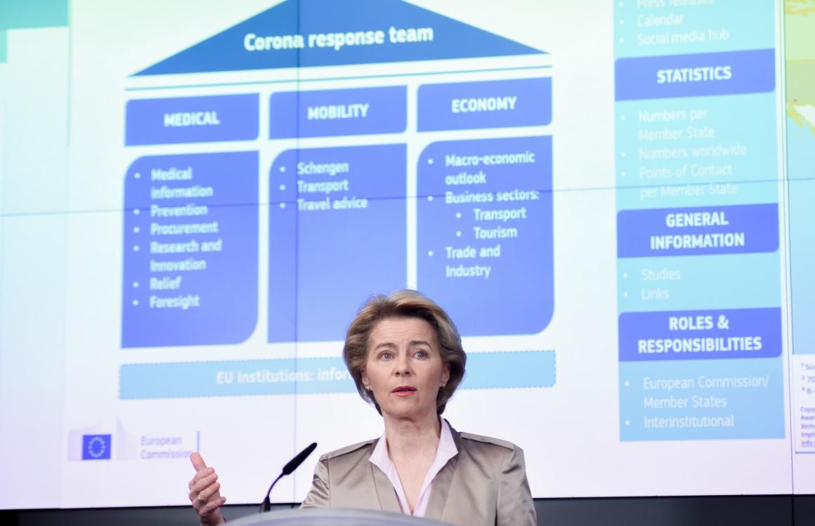 EU-kommissionen varnar för ekonomiska effekter i hela EU