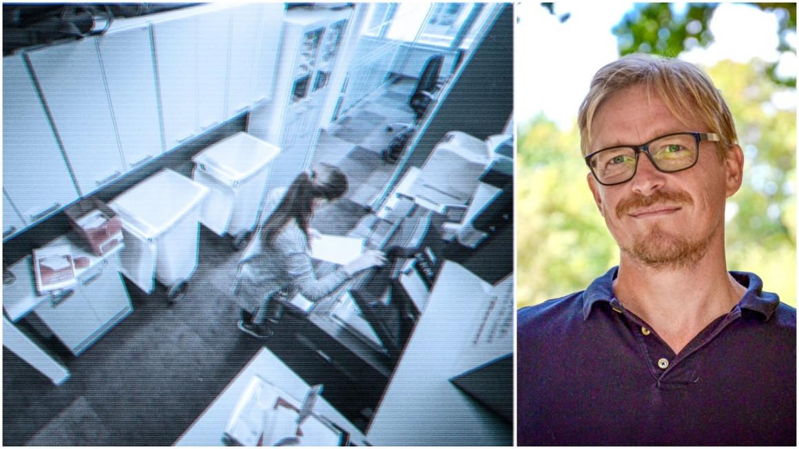 Nya övervakningsmetoder sprider sig på världens arbetsplatser