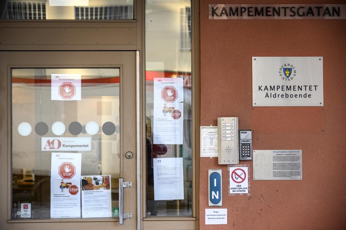 Personalen på Serafen använder munskydd − medan domen överklagas