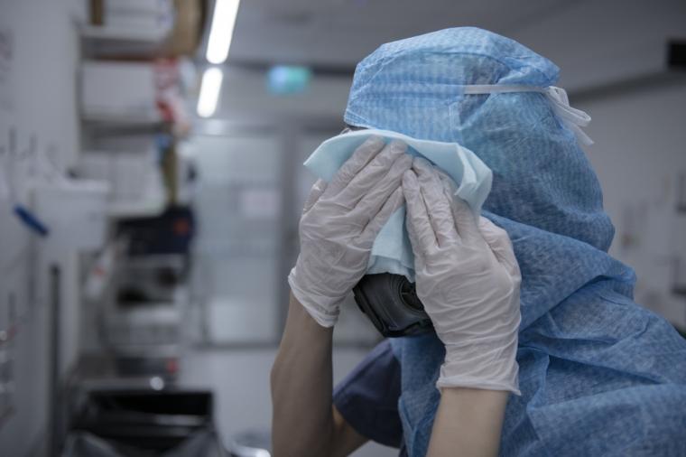 Covid-19 ska studeras i vårdmiljöernas luft