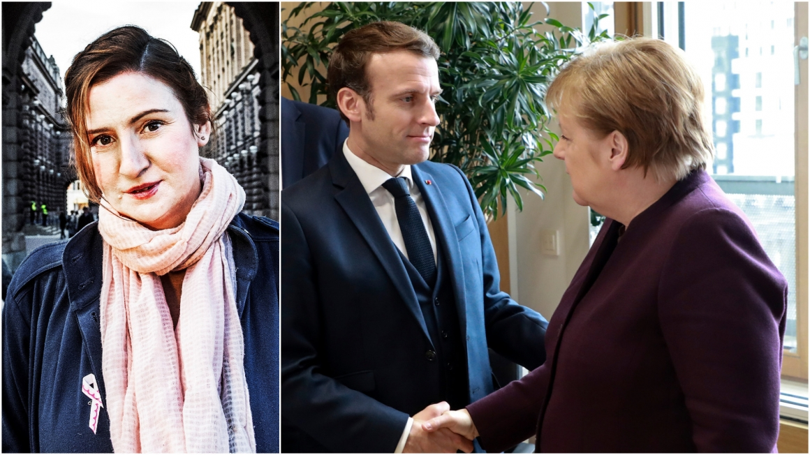 Bara den som är politiskt tondöv, förstår inte att EU behöver mer pengar just nu