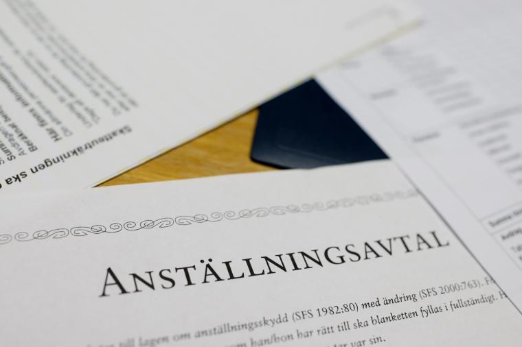 Kollektivavtalad a-kassa och nytt studiestöd i parternas rapport