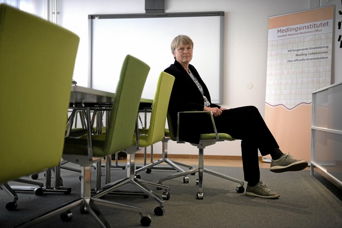Löneskillnaderna mellan kvinnor och män minskar